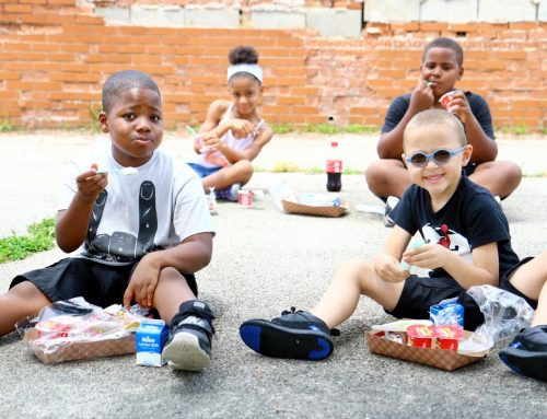 Summer meals program keeps kids fed and fit